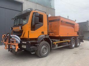 new Strassmayr STP PATCHER asphalt recycler