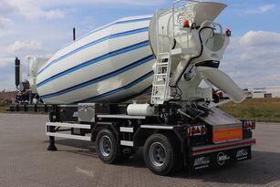 new AMT Trailer concrete mixer semi-trailer