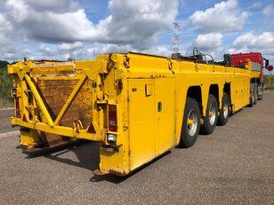 FAYMONVILLE concrete mixer semi-trailer