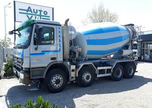 Cifa  on chassis MERCEDES-BENZ ACTROS 4148  concrete mixer truck