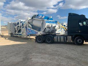 new PROMAX Impianto di Betonaggio Mobile PROMAX M120-TWN (120m³/h) concrete plant