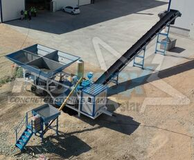 new PROMAX Impianto di Betonaggio Mobile PROMAX M35 (35m³/h) concrete plant