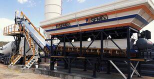 new SEMIX  MOBILE CONCRETE BATCHING PLANTS 60m³/h concrete plant