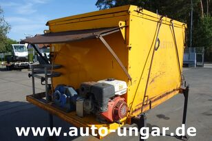 OLETTO 2m³ Thermo Asphalt Container Hot Box H02 wie A.T.C. / HMB crack sealing machine