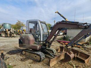 ISUZU 25 J mini excavator