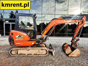 KUBOTA KX 101 -3α3 MINI KOPARKA   JCB 8025 8030 8035 8040 YANMAR VIO 15 mini excavator