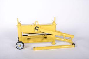OPTIMAS Stein- und Plattenspalter 430 - 2 Spindel paving laying machine