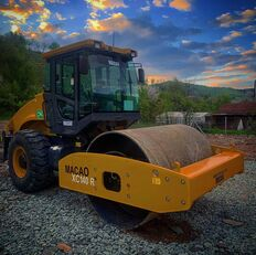 new MACAO XC140R single drum compactor