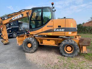 CASE wx.145 wheel excavator