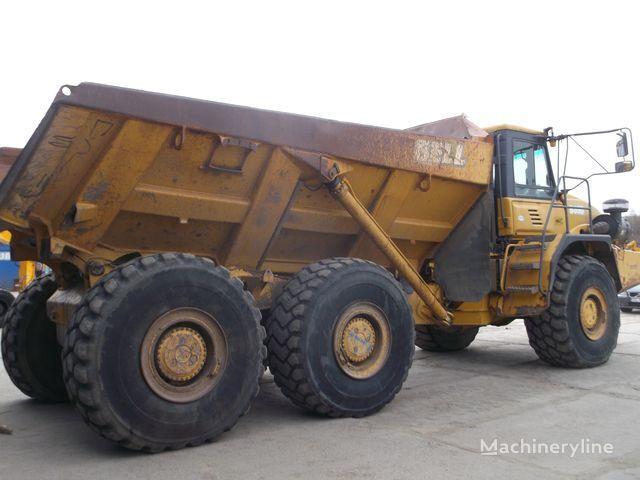 BELL B35D articulated dump truck