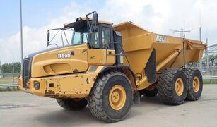 BELL B50D articulated dump truck