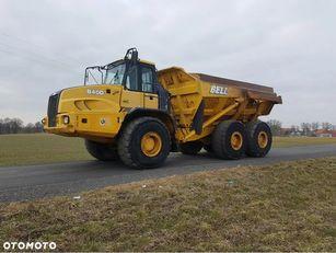 BELL b40d b 40 d articulated dump truck