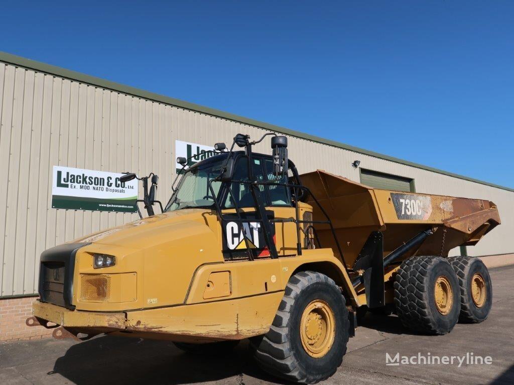 CATERPILLAR 730 C articulated dump truck