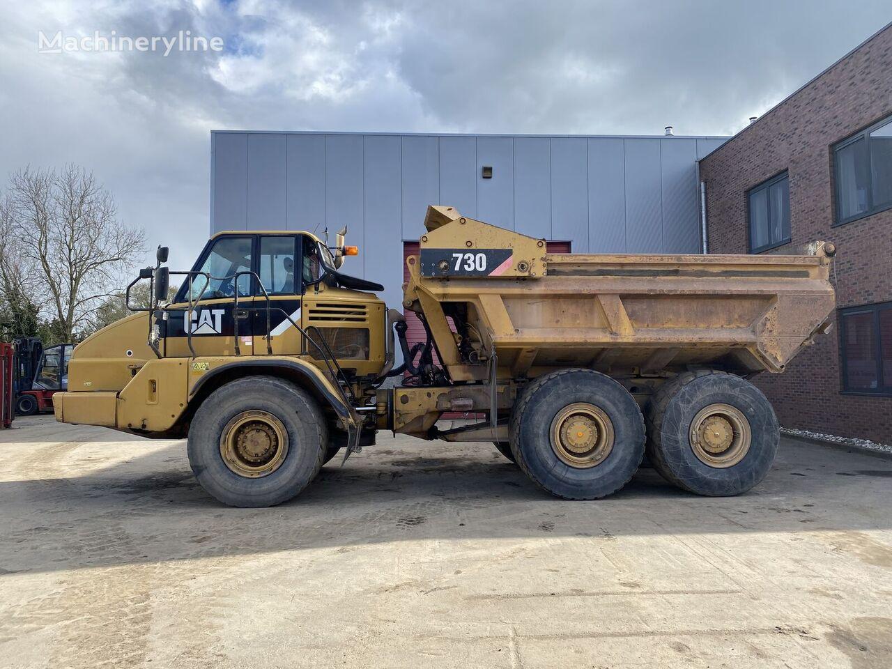 CATERPILLAR 730 Ejector articulated dump truck