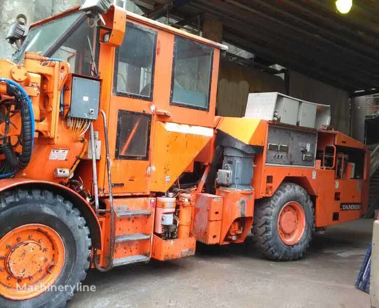 TAMROCK T08S-290C roadheader