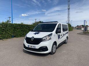 RENAULT TRAFIC L1H1 125 CV 2018 ambulance
