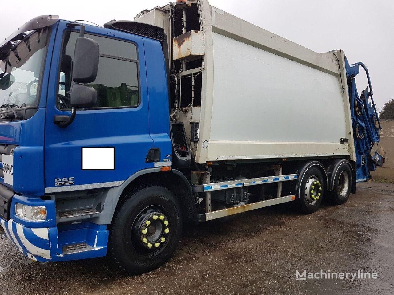 DAF CF 75 garbage truck