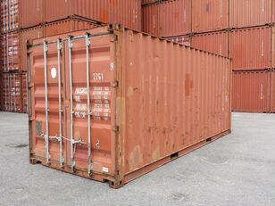 20ft Seecontainer Lagercontainer Schiffscontainer Stahlcontainer 20ft container